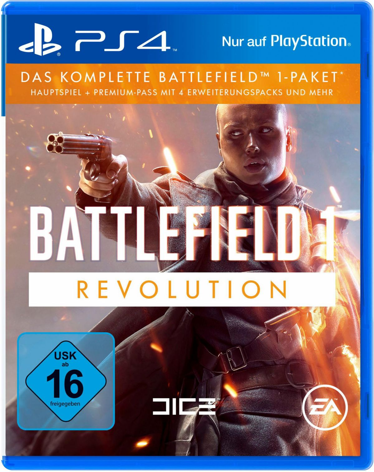 Battlefield 1-Revolution Edition PlayStation 4