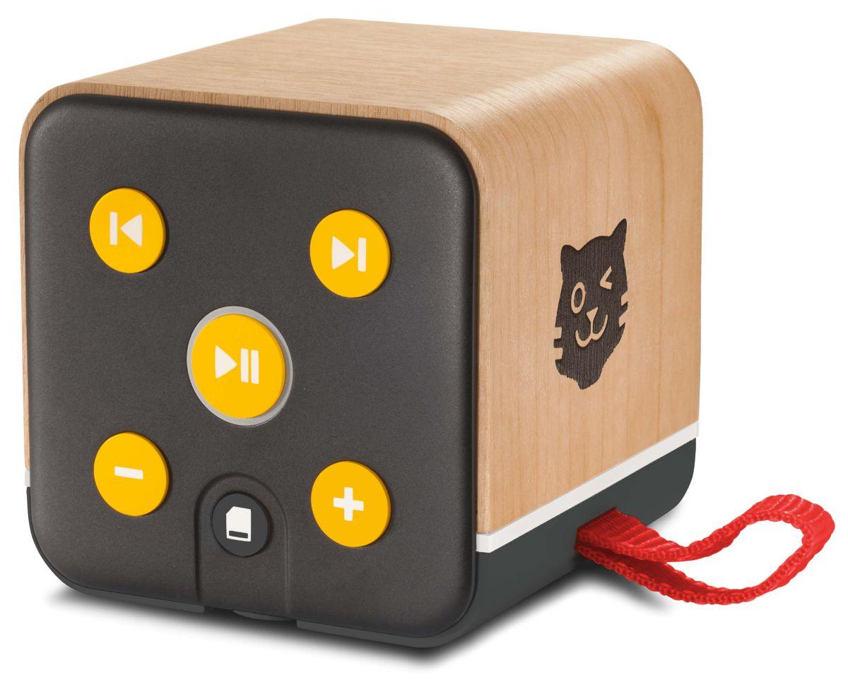 Lenco Mobiler Bluetooth-Lautsprecher für Kinder...