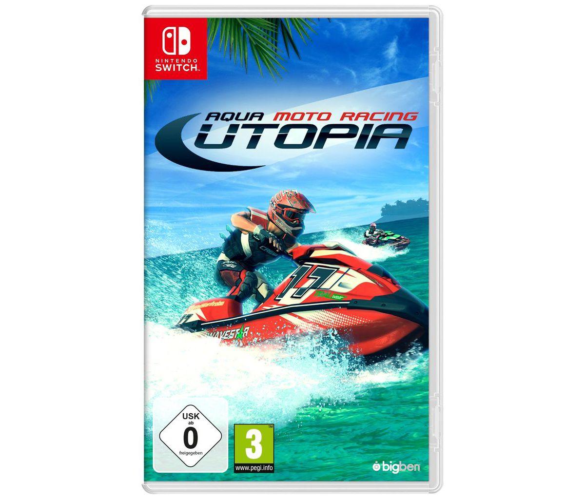 BigBen Nintendo Switch - Spiel »Aqua Moto Racin...