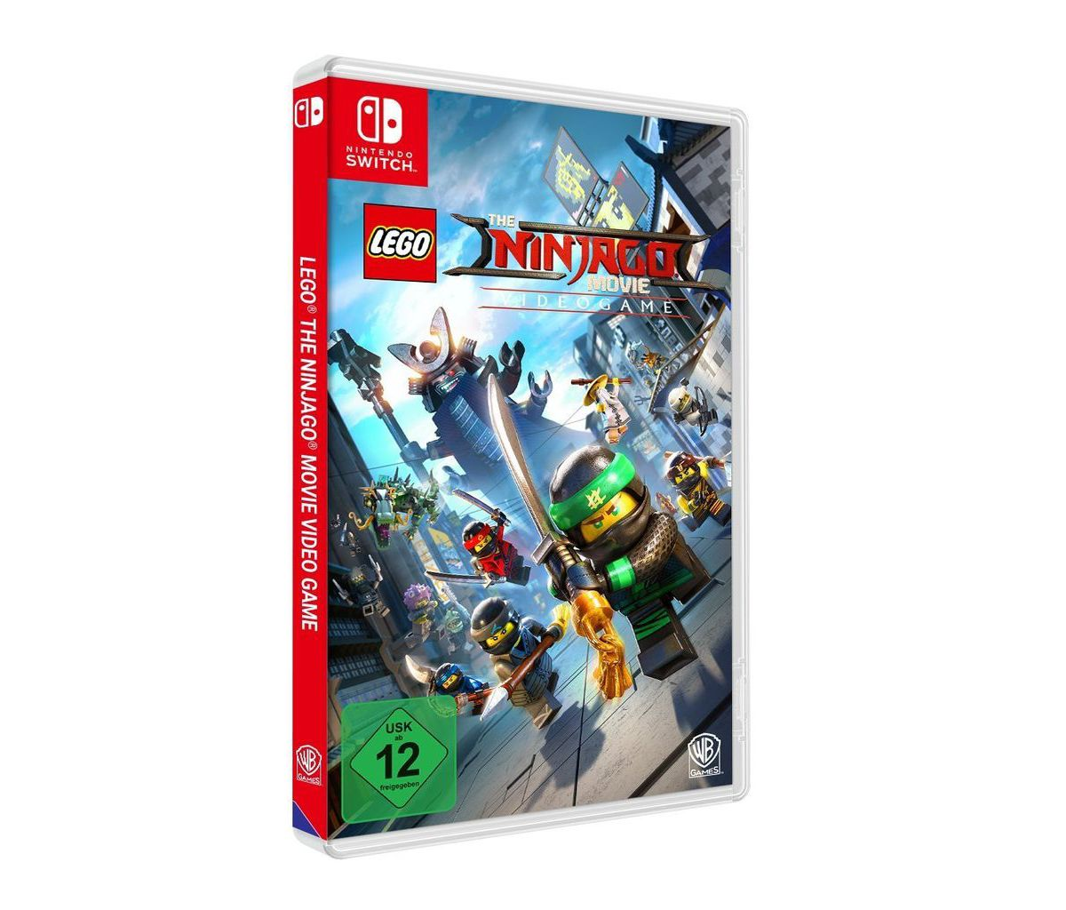 Warner Games Nintendo Switch - Spiel »The LEGO ...