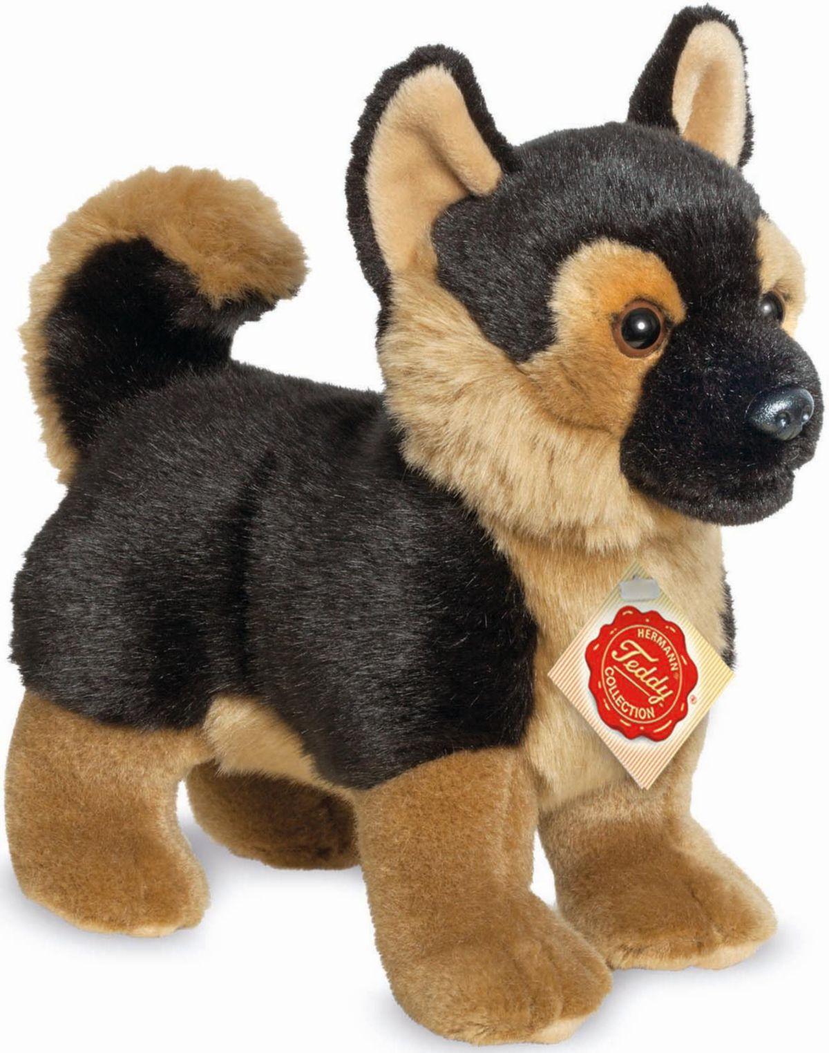 Teddy Hermann® COLLECTION Plüschtier Hundewelpe...