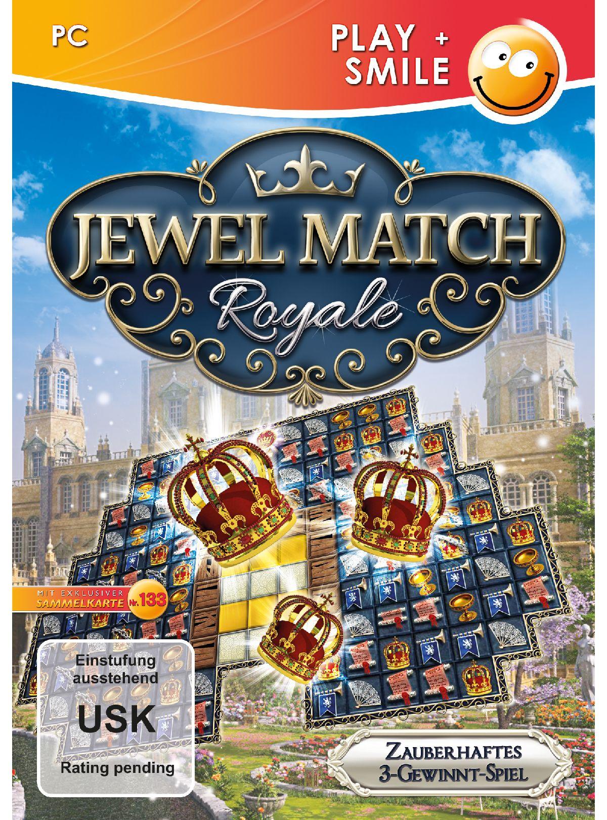 Astragon Jewel Match Royale »PC«
