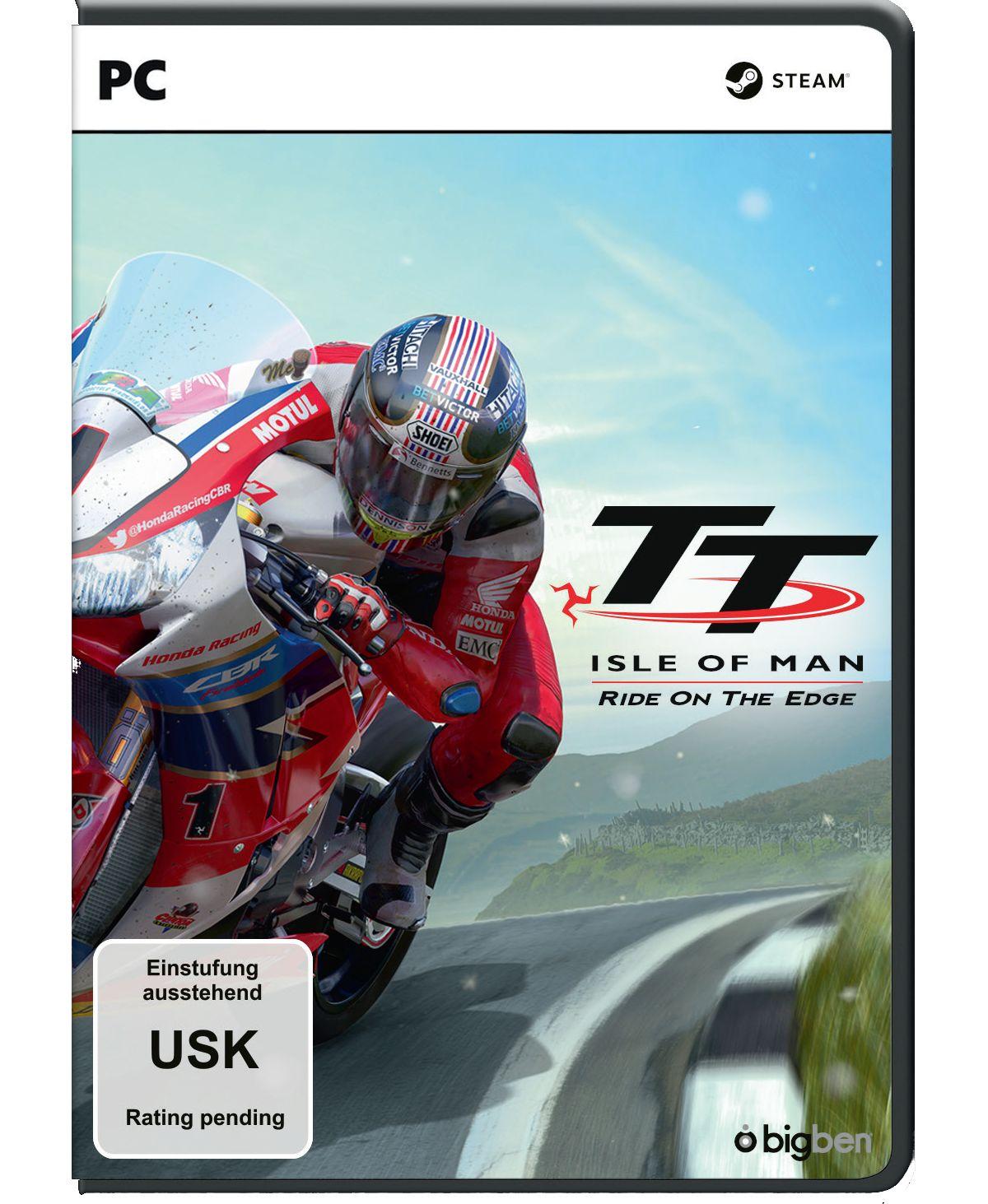BIGBEN TT Isle of Man: Ride on the Edge »PC«