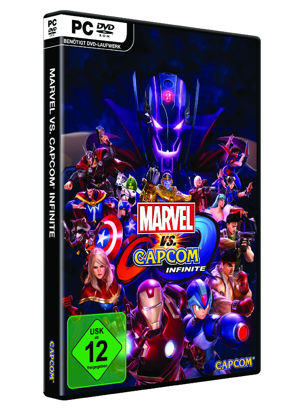 Capcom Marvel vs. : Infinite »PC«