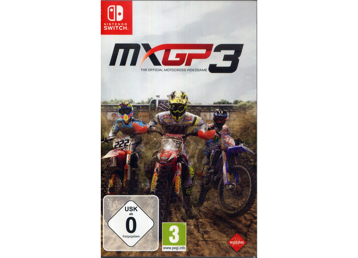 Bandai Namco MXGP3 - The Official Motocross Vid...