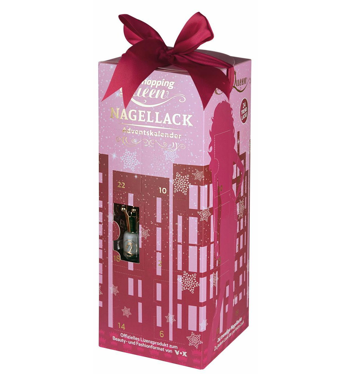 Shopping Queen, »Nagellack-Adventskalender«