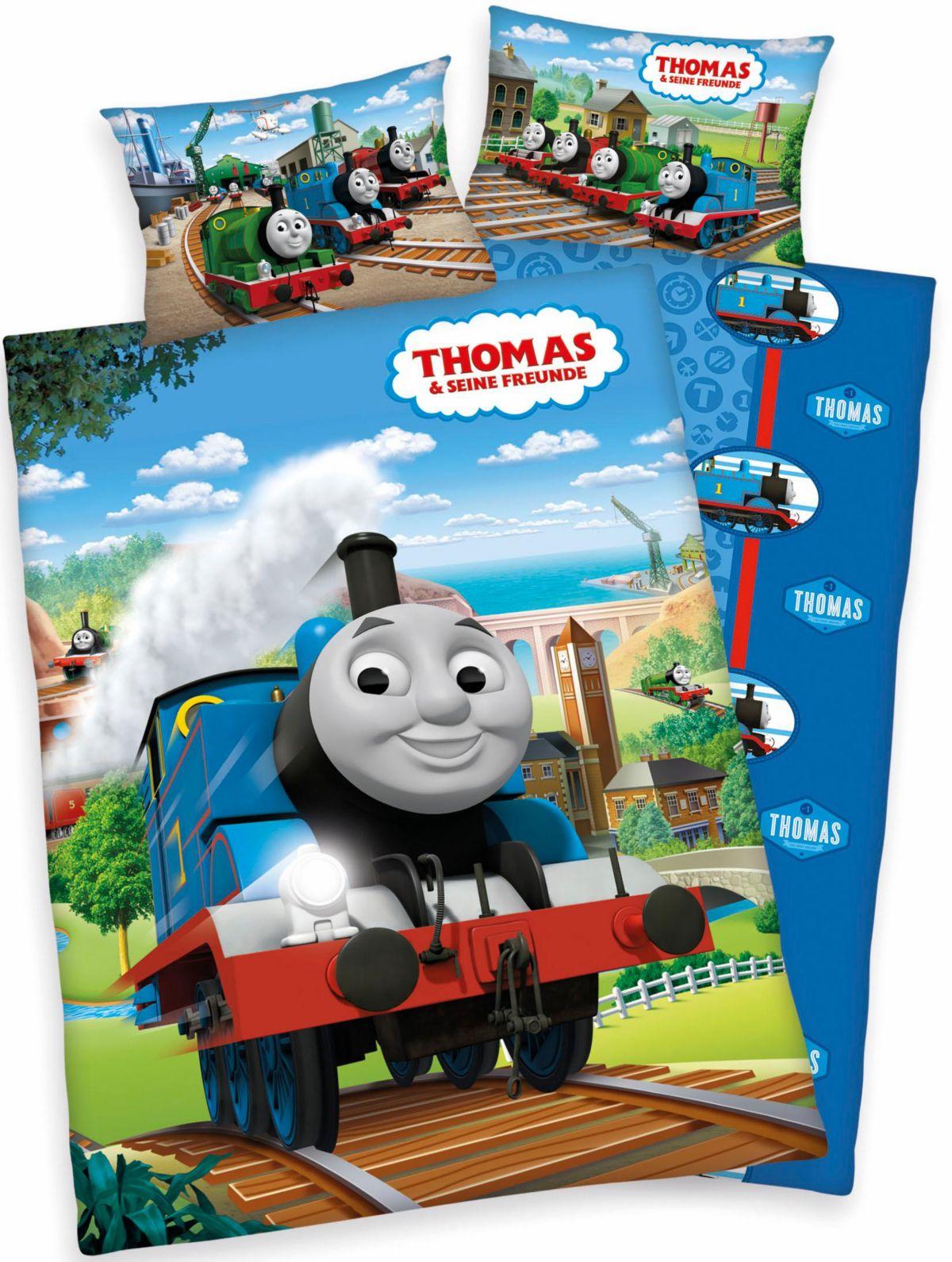 Babybettwäsche »Thomas & seine Freunde«,