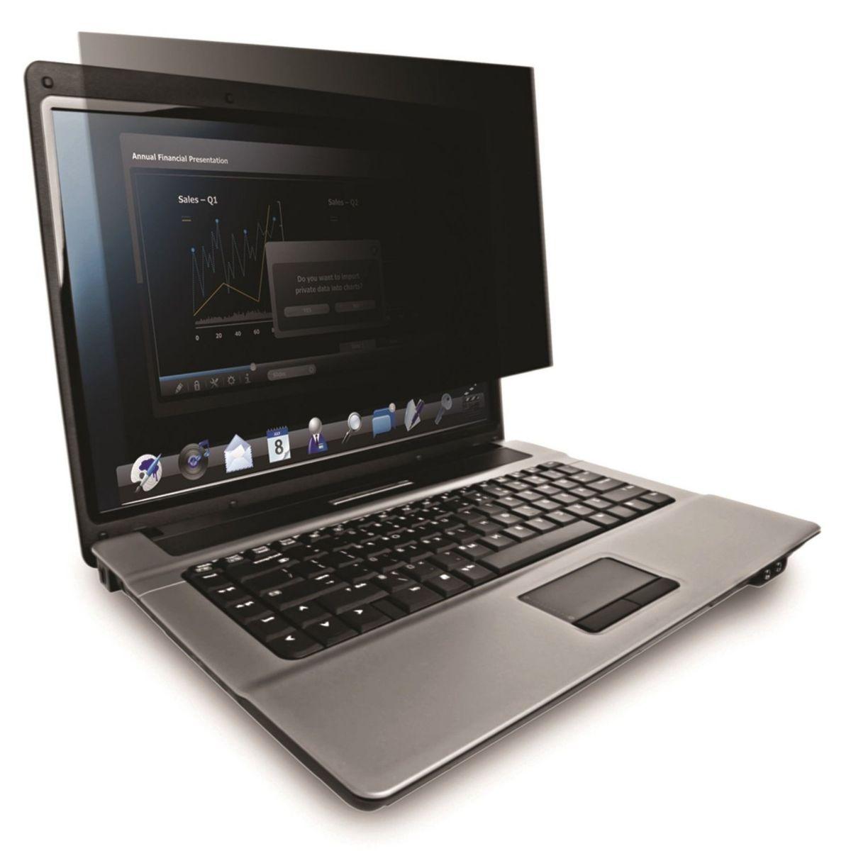 3M PF15.6W Blickschutzfilter Standard »für Notbook 39,6 cm (15,6\)«