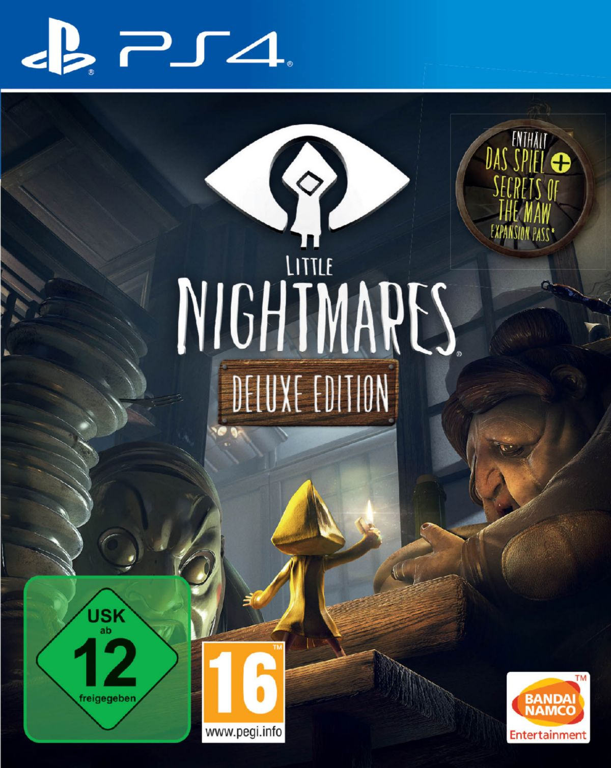 Bandai Namco Little Nightmares Deluxe Edition »...