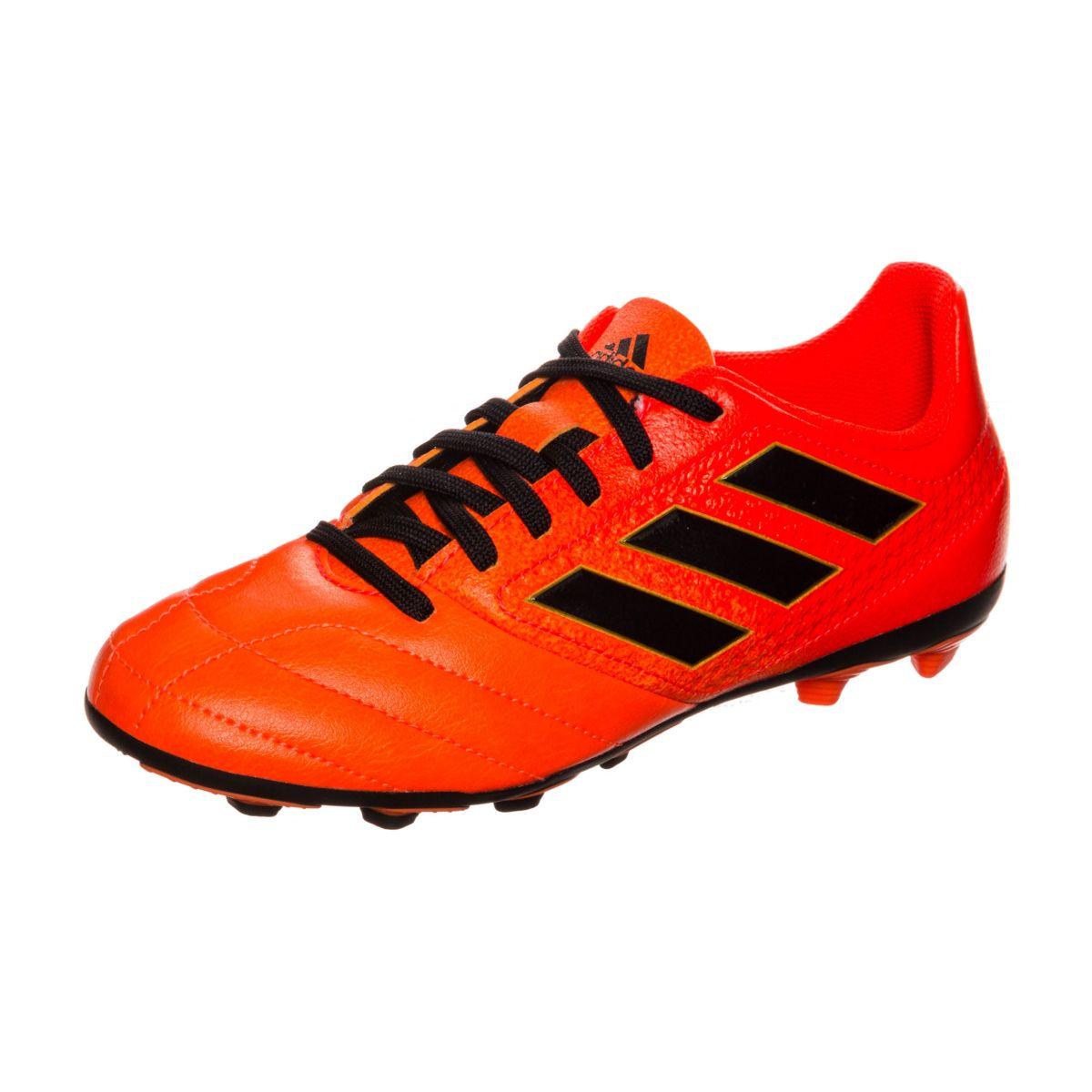 Adidas Ace 16+ Purecontrol Firm Ground Weiß Schwarz Silber Metallisch Orange Fussballschuhe Einzigartig Designed