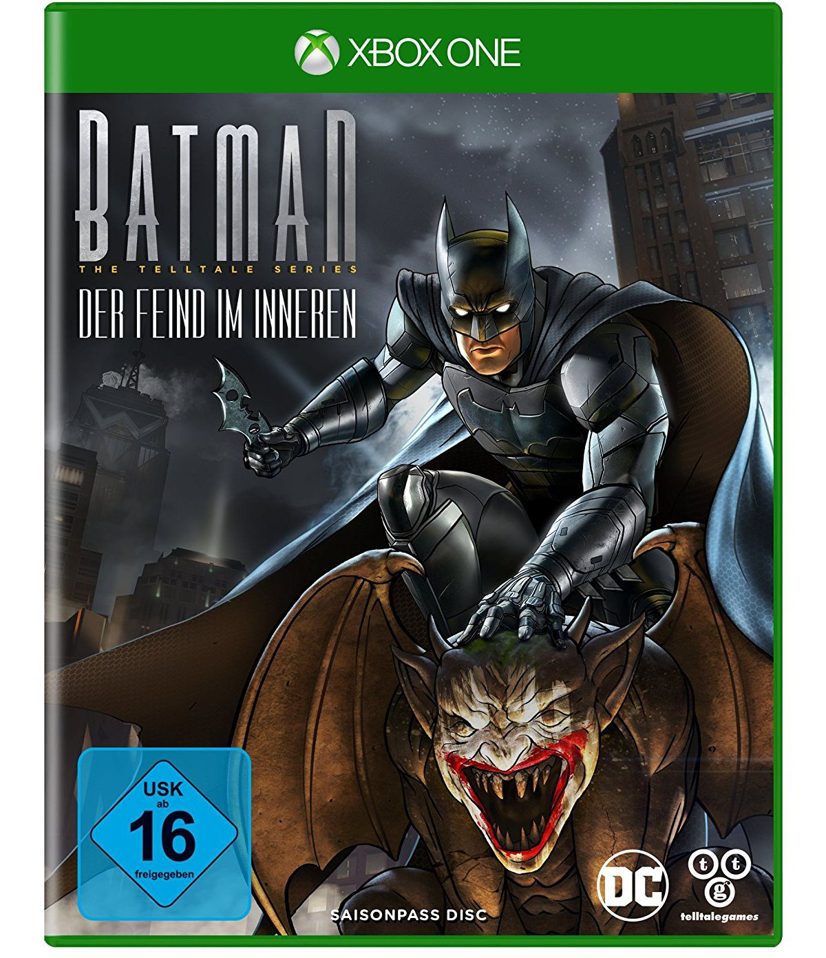 Warner Games Batman: The Telltale Series - Der ...