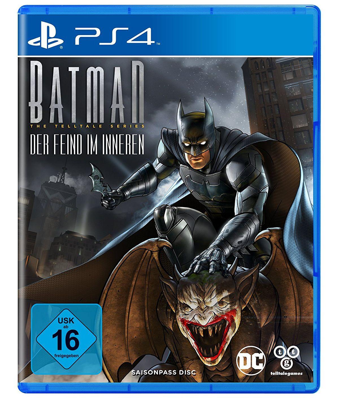 Warner Games Batman: The Telltale Series - Der ...