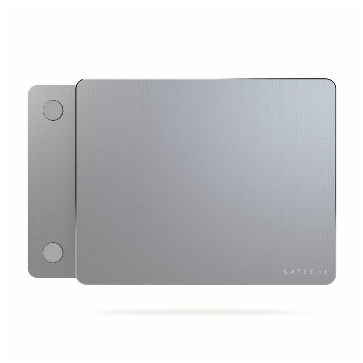 f8b825814521b Satechi PC-Komponenten »Aluminum Mouse Pad Space Gray«