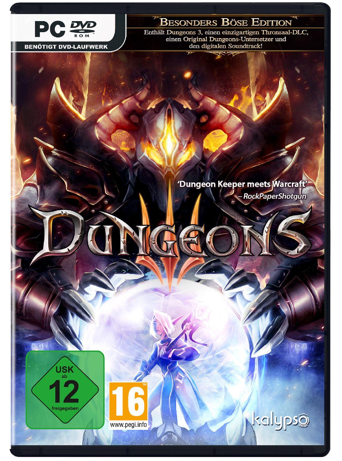 Kalypso Dungeons 3 »PC«