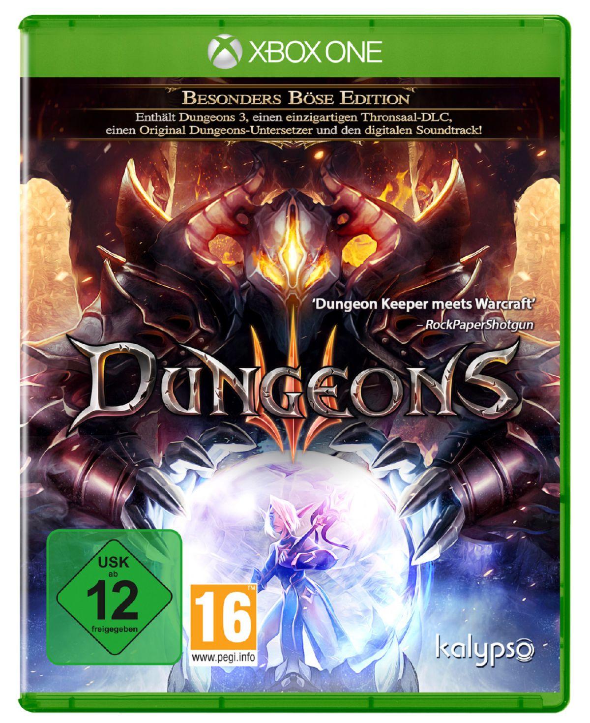 Kalypso Dungeons 3 »XBox One«