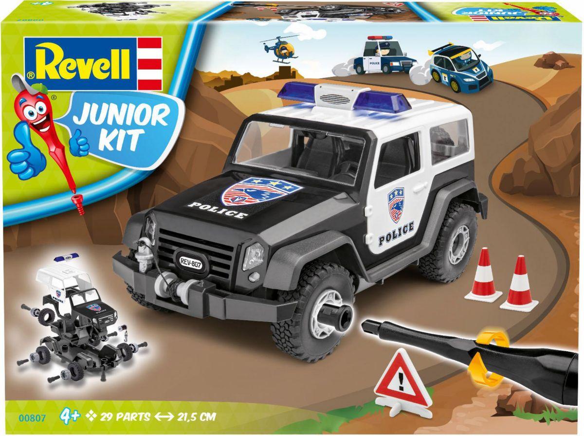 Revell Modellbausatz Auto, »Junior Kit Geländew...