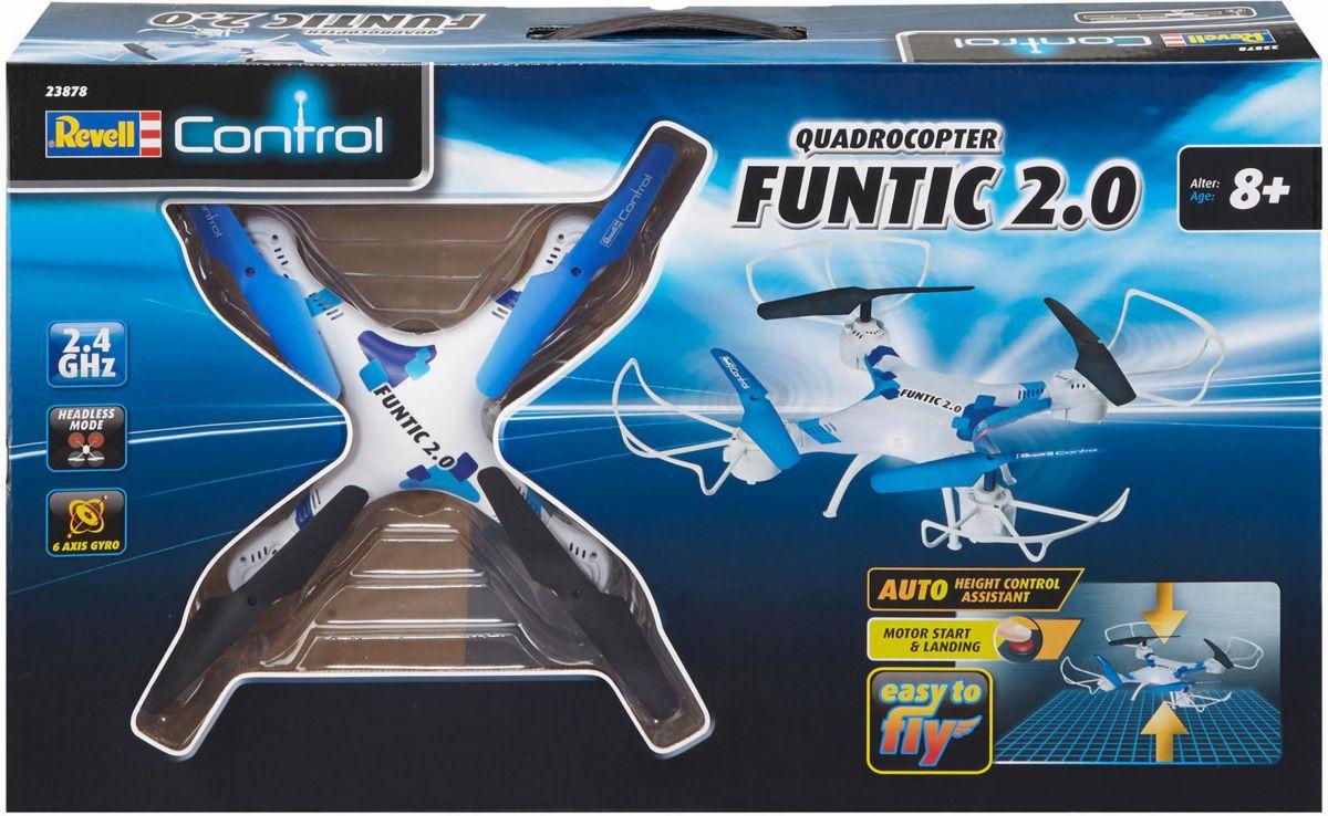 Revell RC Quadrocopter, »Revell® control, Funti...