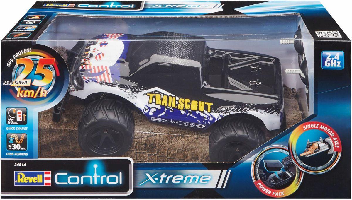 Revell RC Auto mit LED, »Revell® control, X-tre...