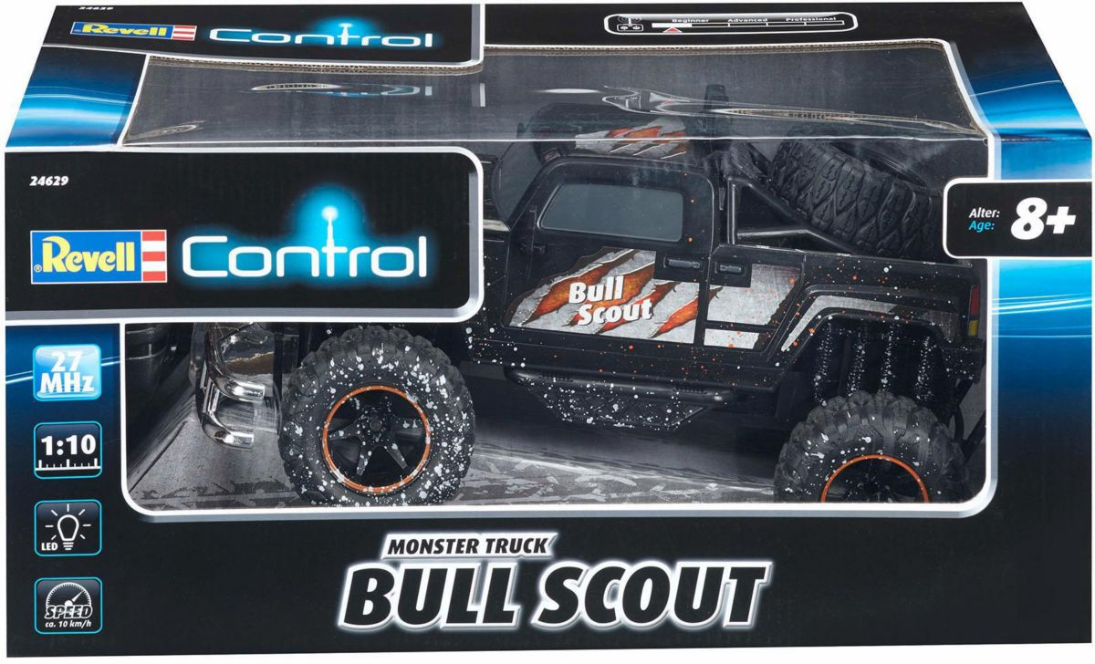 Revell RC Auto, »Revell® control, RC Monster Tr...