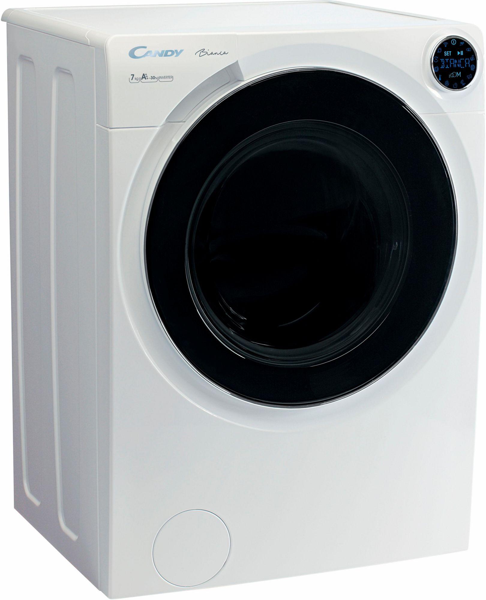 Candy Waschmaschine BWM4 137PH6/1 S, A+++, 7 Kg, 1300 U/Min