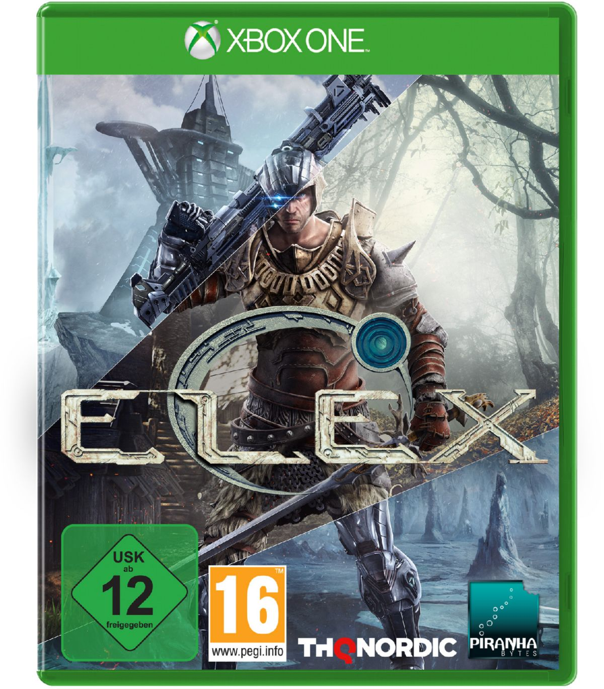 Nordic Games Elex »XBox One«