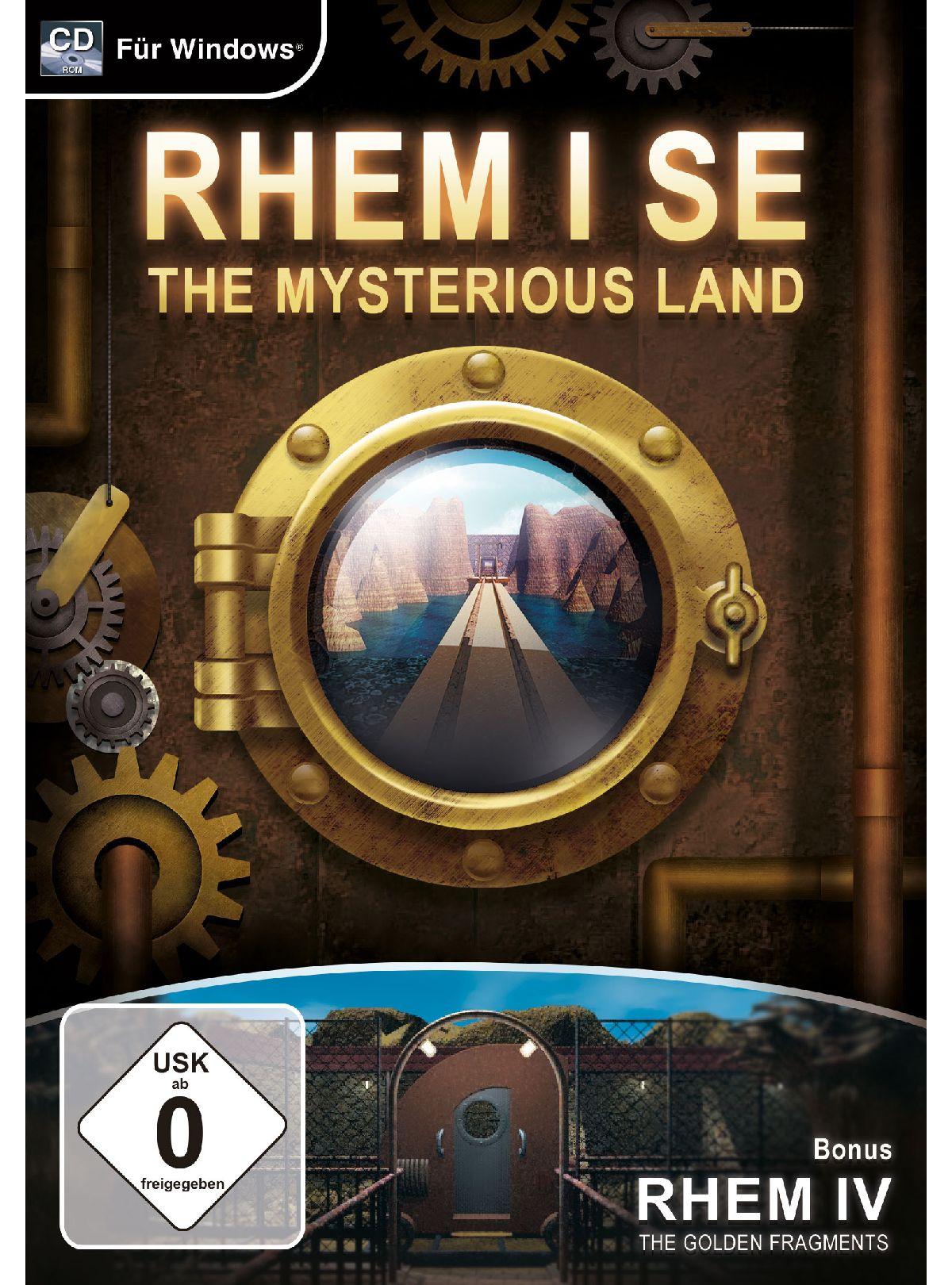 Koch Media RHEM I SE - The Mysterious Land »PC«