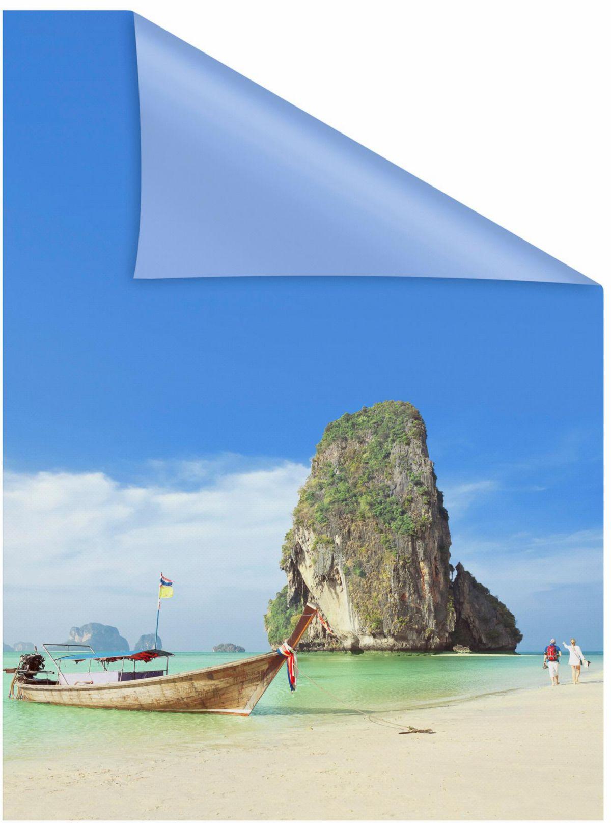 Fensterfolie, »Thailand«, LICHTBLICK, blickdich...