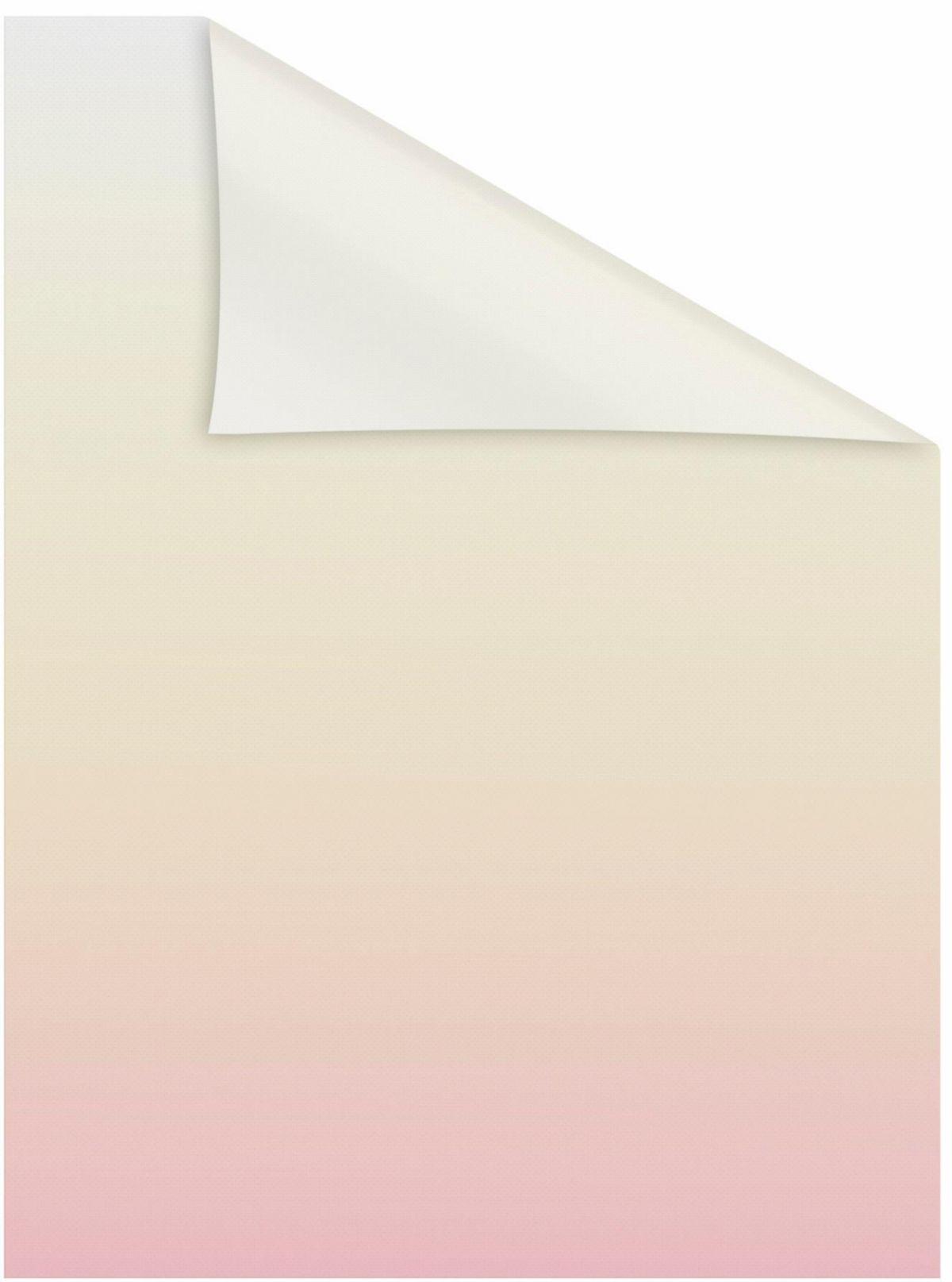 Fensterfolie, »Ombre Rosa«, LICHTBLICK, blickdi...