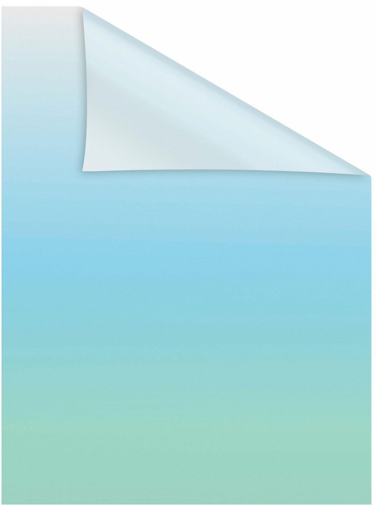 Fensterfolie, »Ombre Petrol«, LICHTBLICK, blick...
