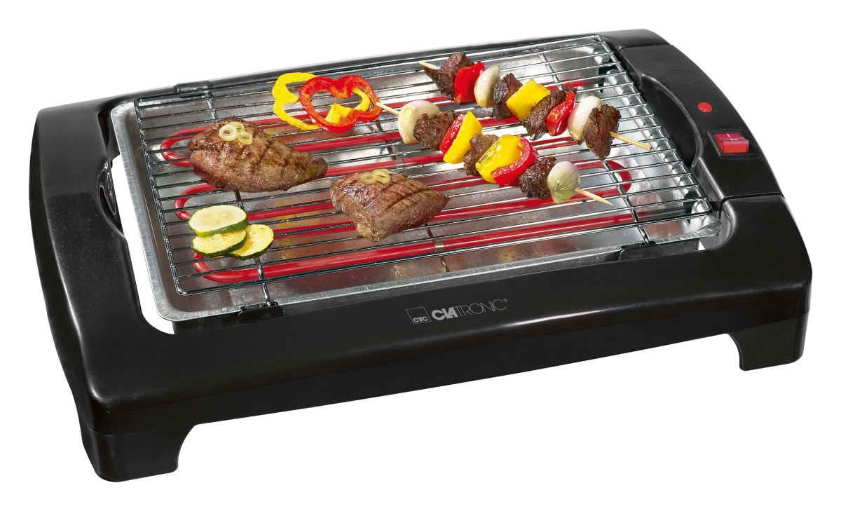 Clatronic Barbeque Tischgrill »BQ 2977 N«