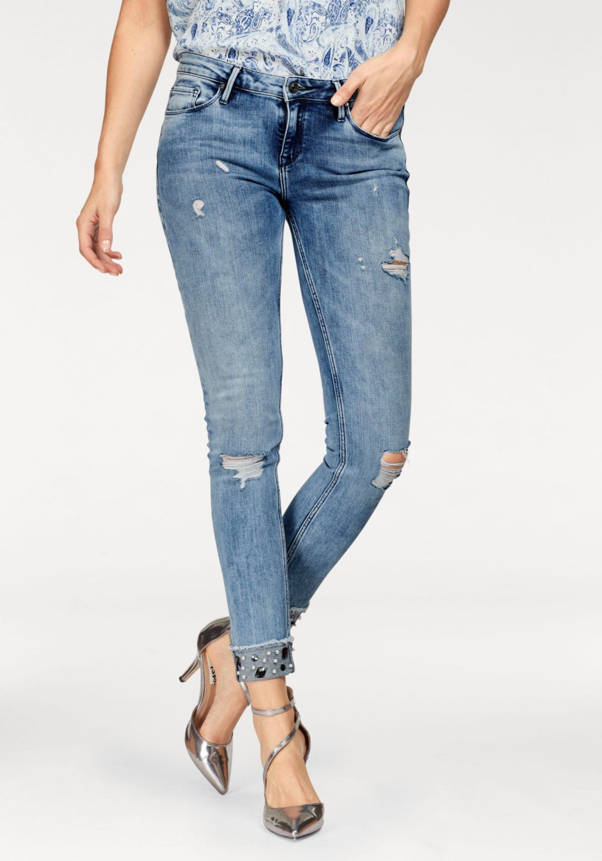 Cross Jeans® Stretch-Jeans
