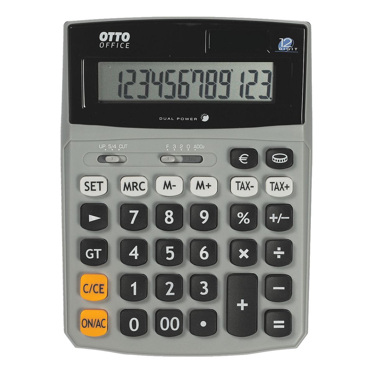 OTTO Office Standard Tischrechner »OC-1217«