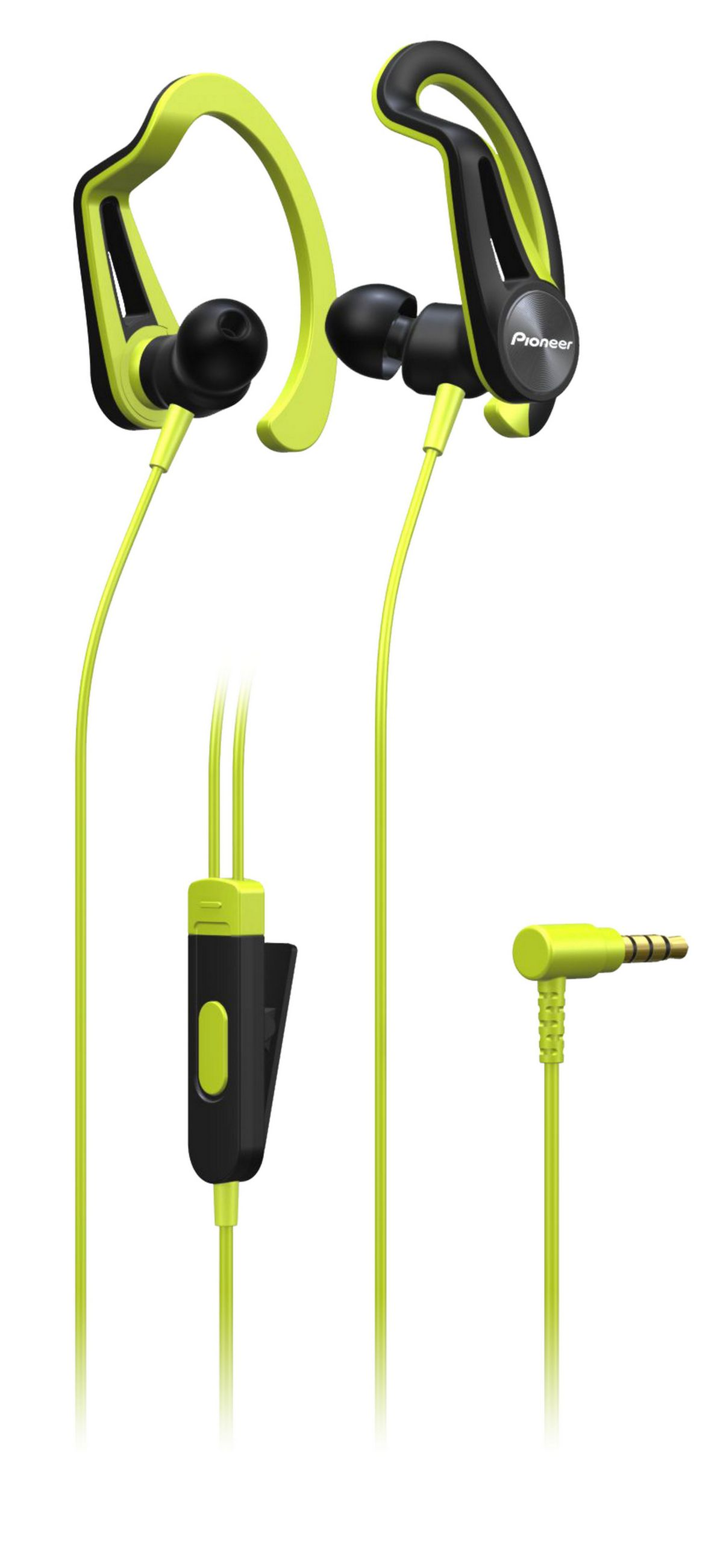 PIONEER In Ear Clip Sport Kopfhörer spritzwassergeschützt SE E5T