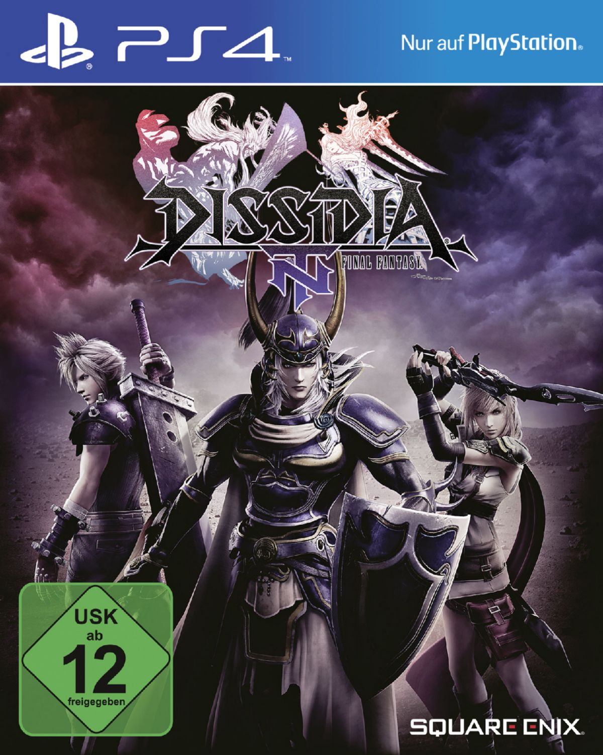 SquareEnix Dissidia Final Fantasy NT »PS4«