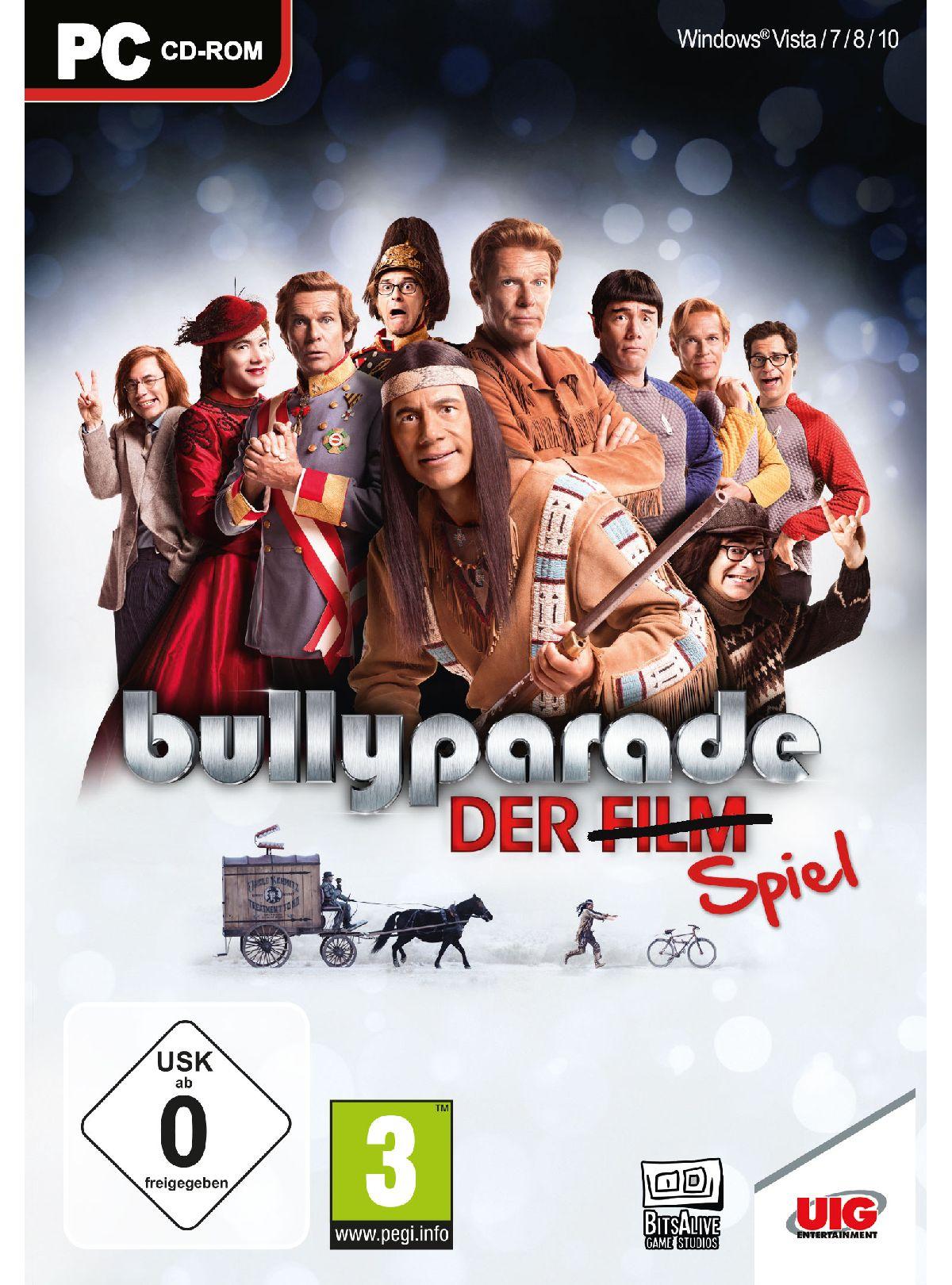 UIG Bullyparade - Der Spiel »PC«