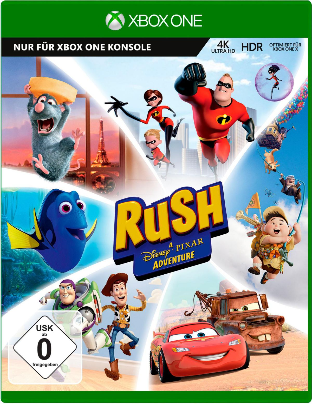Rush - Standard Edition Xbox One