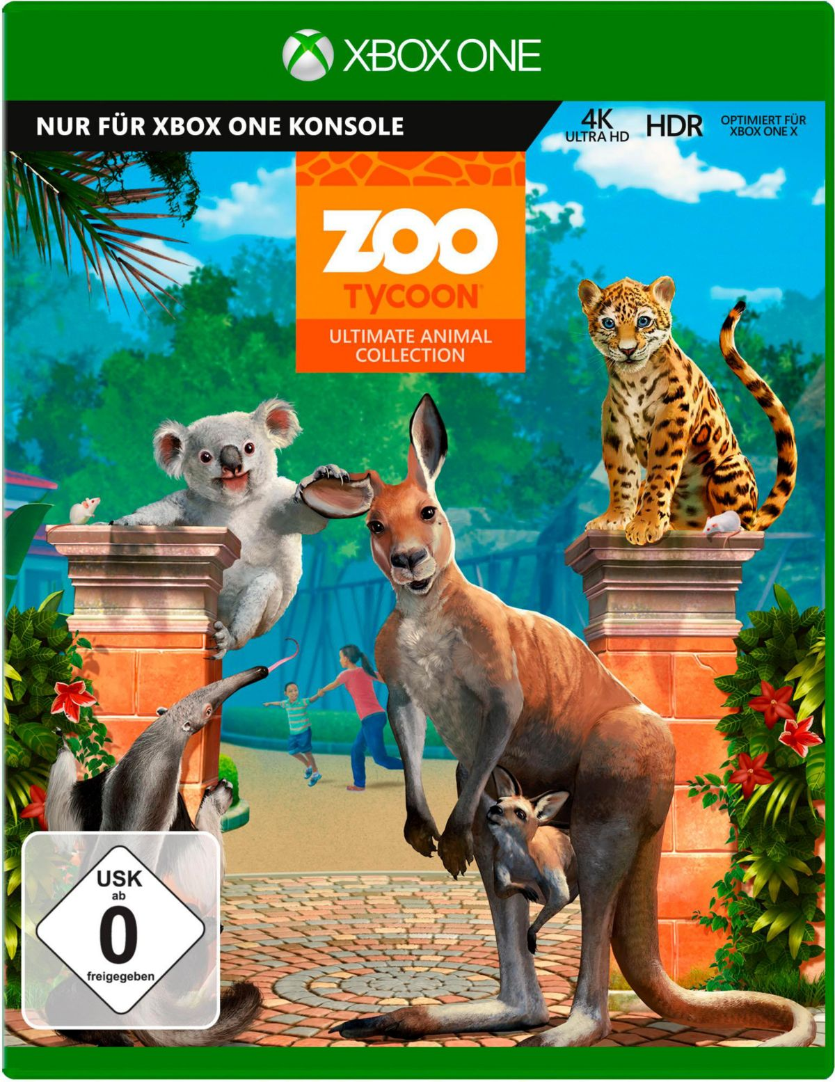 Zoo Tycoon - Standard Edition Xbox One