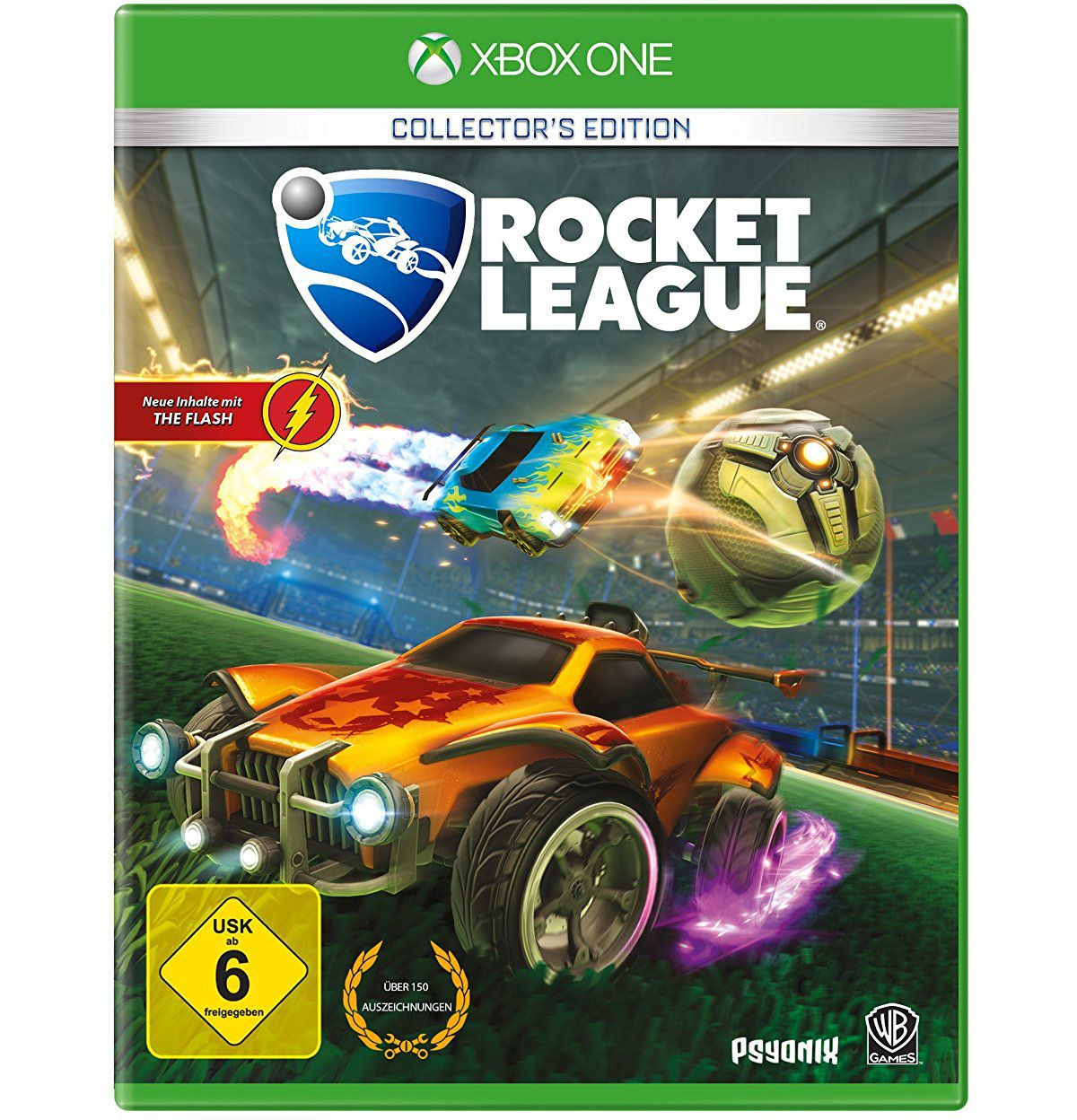Warner Games Rocket League Collector´s Edition ...