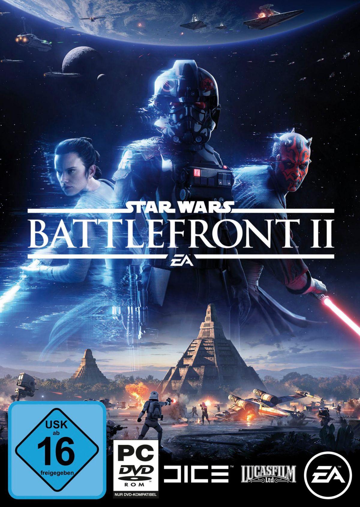 Star Wars Battlefront 2 (Code in der Box) PC