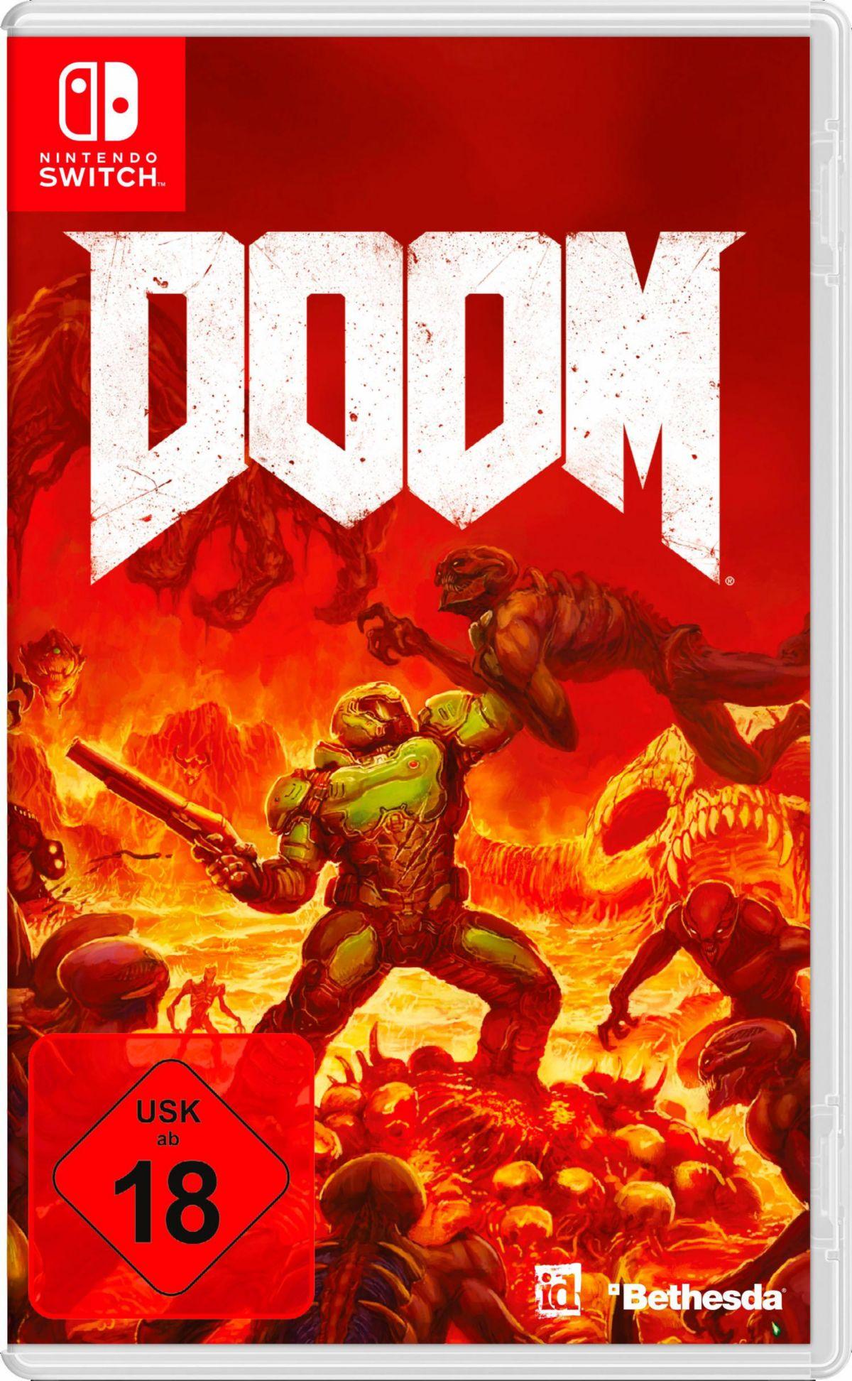 Doom Nintendo Switch (Speicherkarte)
