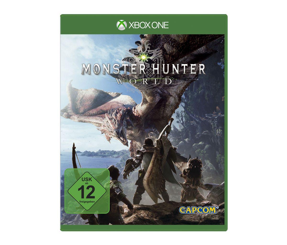 Capcom XBOX One - Spiel »Monster Hunter World«