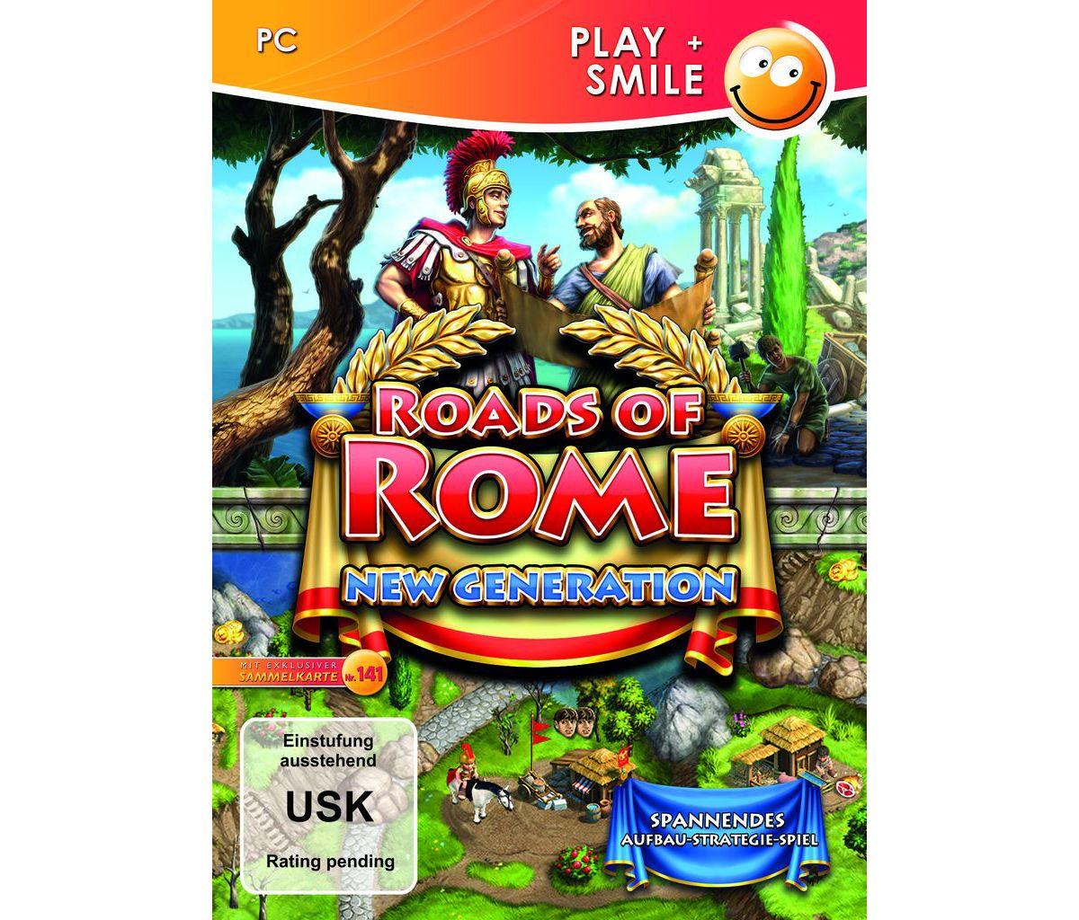 Astragon PC - Spiel »Roads of Rome: New Generat...