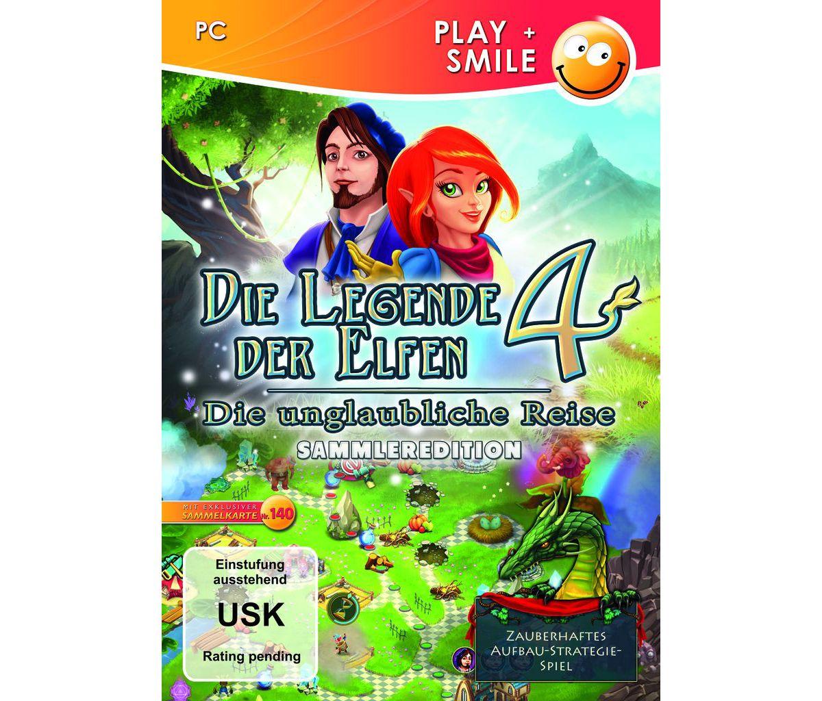 2c9a88df4b7698 Astragon PC - Spiel »Die Legende der Elfen 4  Die unglaubliche Reise«