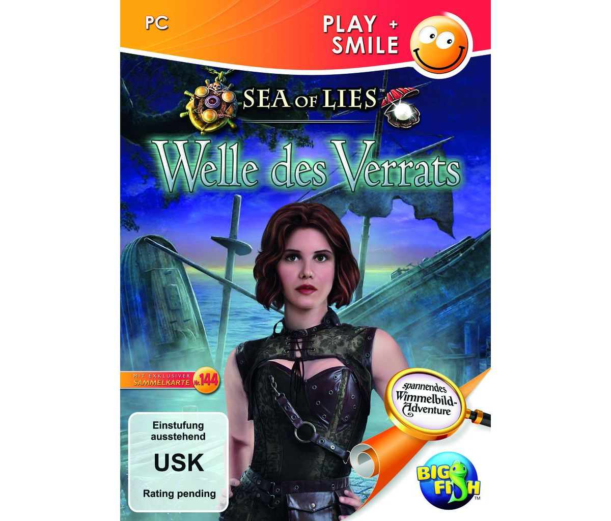 Astragon PC - Spiel »Sea of Lies: Welle des Ver...