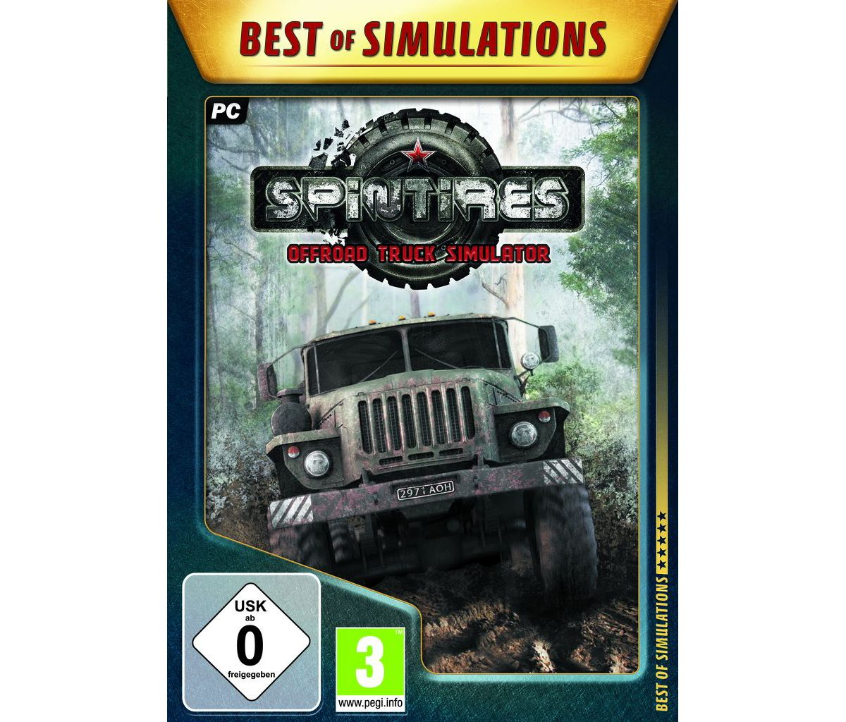 Astragon PC - Spiel »Spintires: Offroad Truck S...