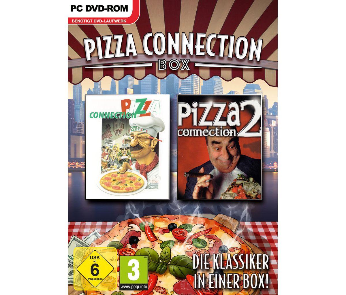 Astragon PC - Spiel »Pizza Connection Box«