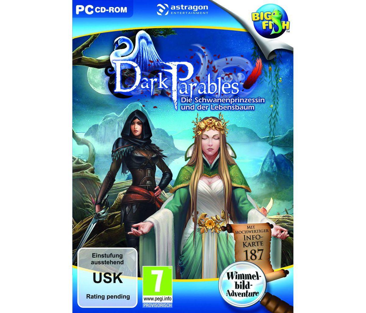 Astragon PC - Spiel »Dark Parables: Die Schwane...