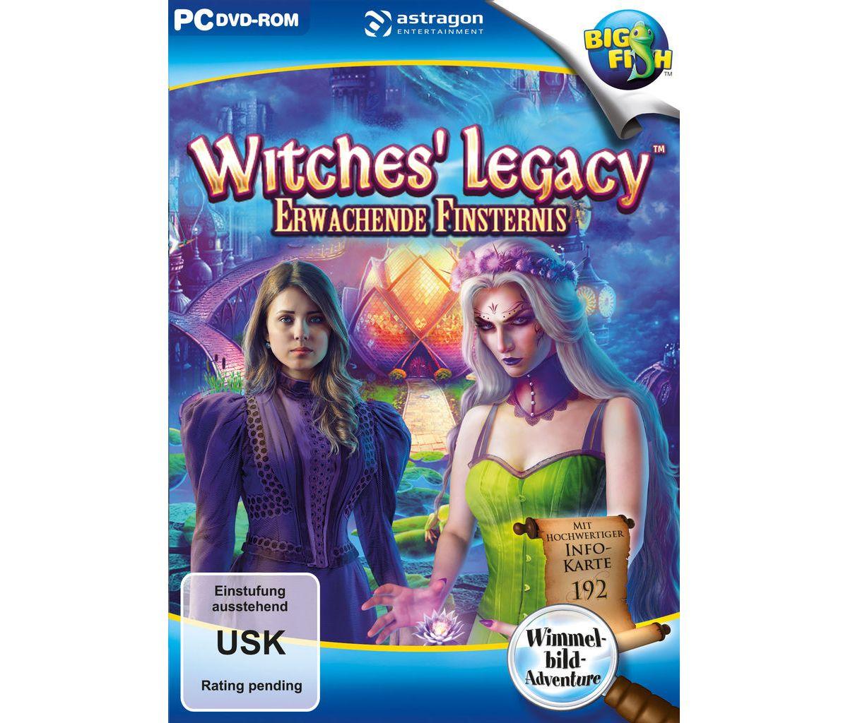 Astragon PC - Spiel »Witches´ Legacy: Erwachend...