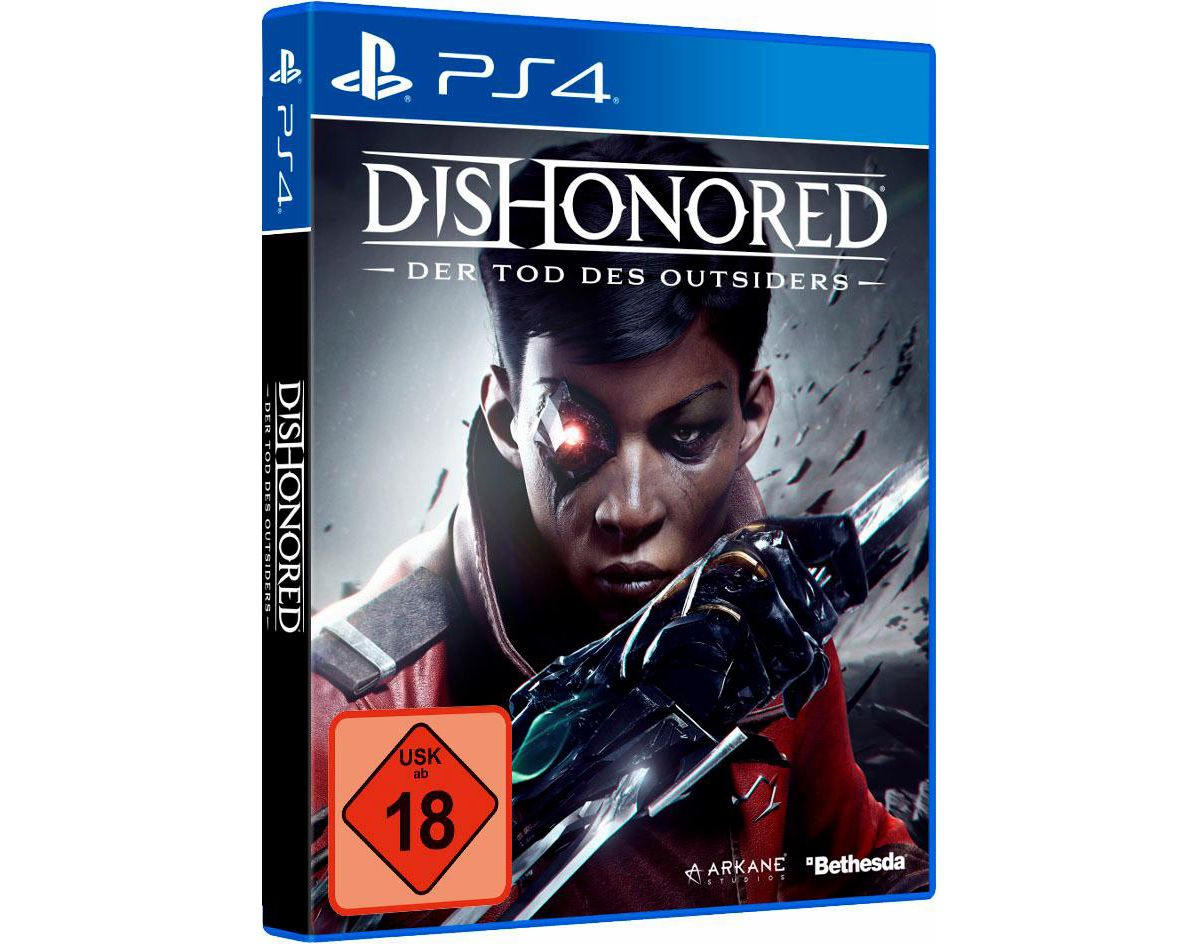 Dishonored: Der Tod des Outsiders PlayStation 4