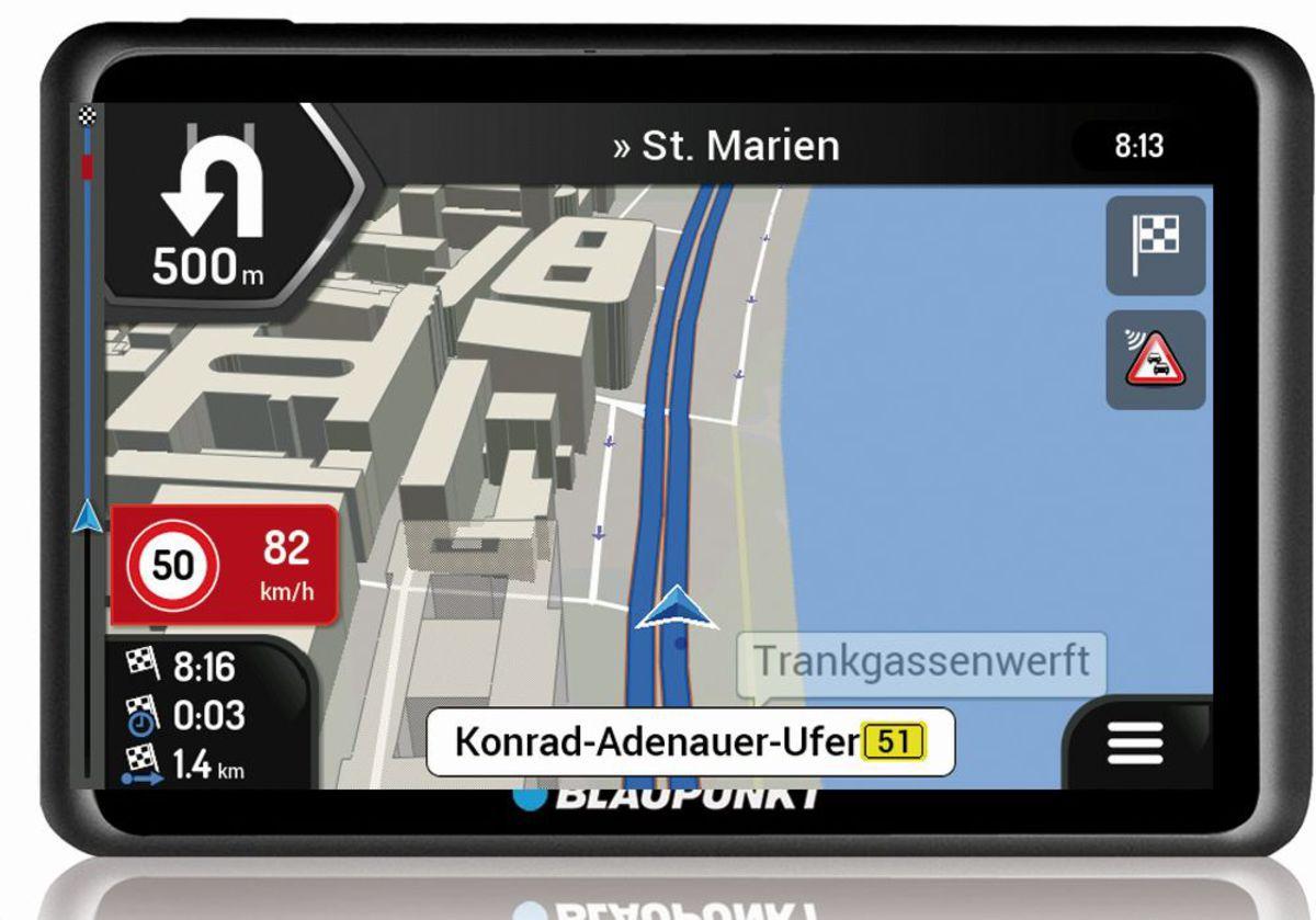 Blaupunkt Navigationsgerät »Travelpilot 65 Acti...